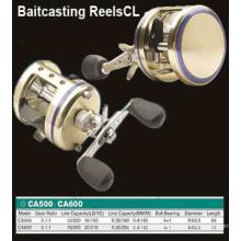 Direct Factory Venta al por mayor de aluminio Baitcasting Reel