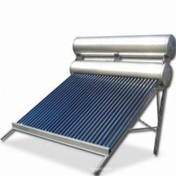 Sistema de aquecimento solar de água do tubo de vácuo de vidro