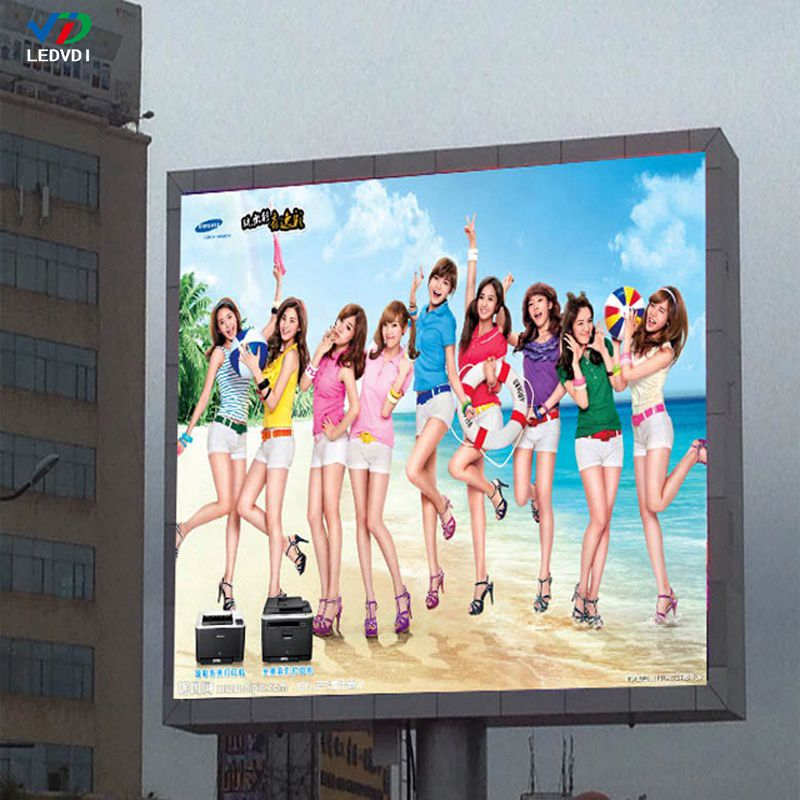 Hd Outdoor High Quality Full Color P4