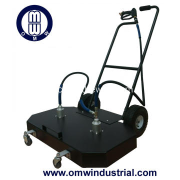 "48 ""Dual Rotary Head Surface Cleaner"