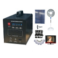 60W off-Grid solar home Licht