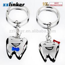LK-S22 Dental Crafts Love Teeth Key Chain