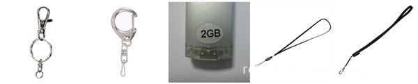 USB Lanyard Short