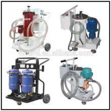 Matériel de filtration, TOP Purificateur d'huile de transformateur sous vide entièrement automatique Fabricant de la Chine