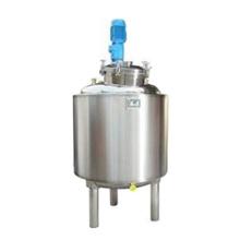 Réservoir de mélange d'homogénéisateur émulsifiant en acier inoxydable