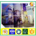 Placa de papel de alta gramatura 230g