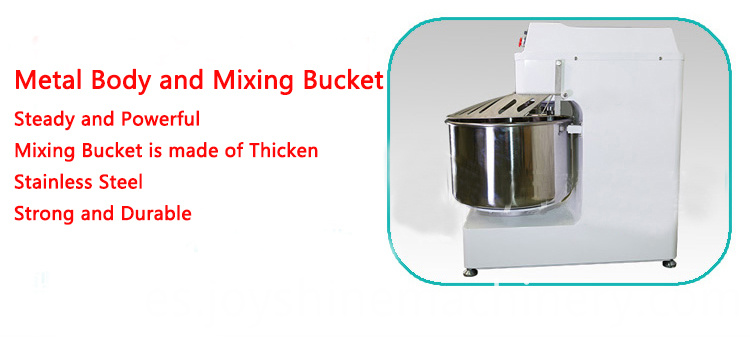 stainless steel flour mixing machine