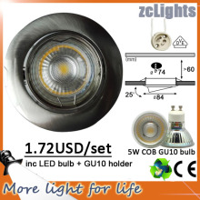 5W encastré plafonnier LED Down Light COB Lighting (DL-GU10 5W)