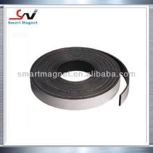 Banda magnética permanente autoadhesiva, fuerte y flexible
