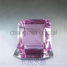 Vender bem novo tipo decorativo grande plástico diamantes de cristal presente do convidado de casamento