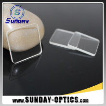 Fenêtres en verre optique Plano N-BK7 de 1 mm d'épaisseur