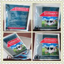 Quinolonas Enrofloxacina HCl Polvo soluble en agua