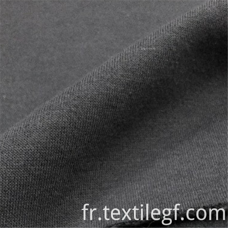 Purplish Blue TC Terry Brushed Knitted Fabrics (2)