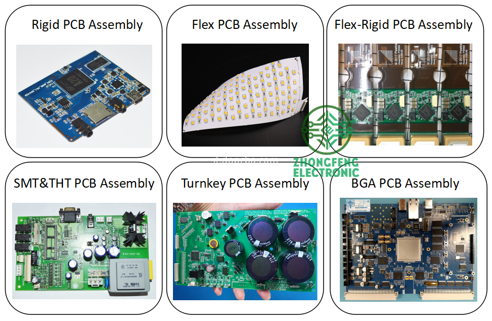 Pcb Assembly 2
