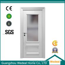 Composite Interior Engineering Wood Strip MDF Interior Door