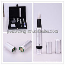Super professional tattoo digtal words adjustment needle length rechargeable machine