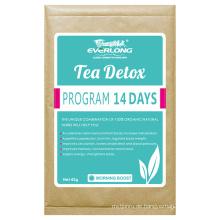 Organic Herbal Detox Tee Abnehmen Tee Gewichtsverlust Tee (Morgen Boost)