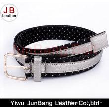Hot Sell Ultimas Máscaras de Moda Ladies Webbing Belts