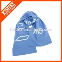 Оптовый синий полиэфир шарф