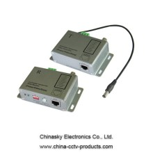 DC Power Video Data Transmitter , Single Channel Video Power Balun, VB303T&R