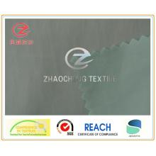 Tissu de vêtement satiné en satin poli de 600t (ZCGF084)