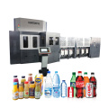 PET Bottled Water Blowing Filling Capping Combiblock