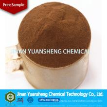 Dispersante de cerámica o Briquetas de Carbón en polvo Ligno Sulfonato de Sodio
