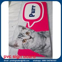 Signes faits sur commande de panneau de mousse de PVC