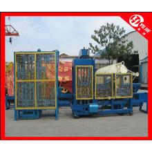 Machine à briques entièrement automatique à haute efficacité à vendre (QT10-15)