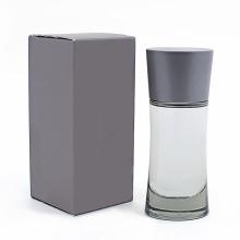Bouteille en verre Meilleur prix et bon parfum désiré pour les hommes