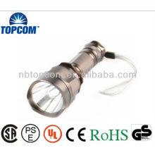 Lúmenes de aluminio CREE LED linterna estilo de energía