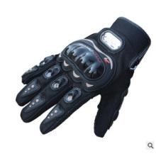 Motorradhandschuhe, Outdoor Radfahren Racing Handschuhe, Half Referen Ritter Handschuhe