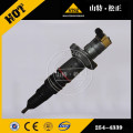 Caterpillar C9 inyector de combustible 254-4339 CAT repuestos de motores 2544339