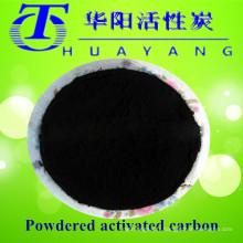 Fournir l'agent auxiliaire chimique 325 mesh charbon actif en poudre
