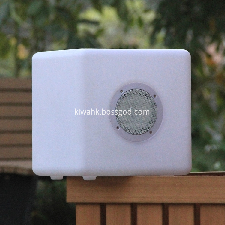 Portable Audio Player Phone Function speaker led