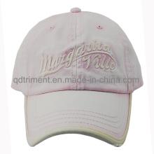 Heavy Dirty Washed Вышивка Бейсбол Спорт Cap (TMB0383)