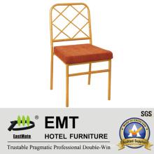 Mobiliario de diseño agradable Cómoda silla de banquete (EMT-829)