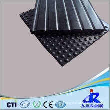 Round DOT Front and Grooved Back Cow Rubber Matting / Mats