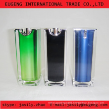 Airless cosmetic bottle
