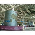 China-Lieferant Großes Span-Raum-Rahmen-Dach für Flughafen-Terminal