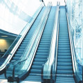 XIWEI 9000 Person per Hour 35 degree Electric Commercial Automatic Escalator