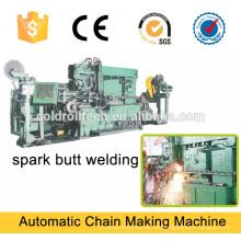 Funken-Kolben-Schweißkette, die Maschine herstellt