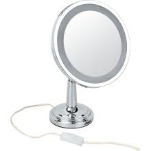360-Grad-Schwenk-Metall-Make-up-Spiegel