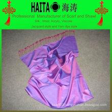 fashion silk scarf 100%stain silk