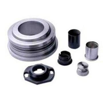 Fresagem CNC de Aço Inoxidável