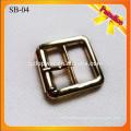 SB04 Custom Antique Brass Small Shoe Pin Buckles 2.5Cm 1 Inch Buckle Wholesale Belt Buckles