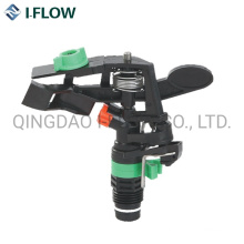 Plastic Impact Sprinklers for Lawn Irrigation System
