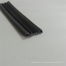 Tiras de vedação de borracha EPDM resistentes ao tempo para cortina de parede