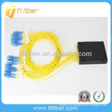Single-mode 1x16 Fibre Optique Splitter / coupleur avec connecteur SC