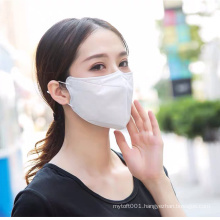 Dust Proof Disposable Non Woven Face Protection Mask Folding Mouth